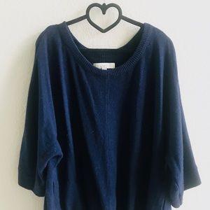 Loft Dark Navy Sweater